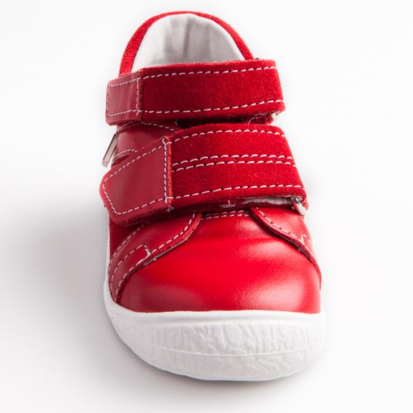 4b7ace06900 Dětská obuv - boty červené - detskeboty-rak.cz - dětské boty ...