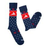 Ponožky unisex - Jelenčok