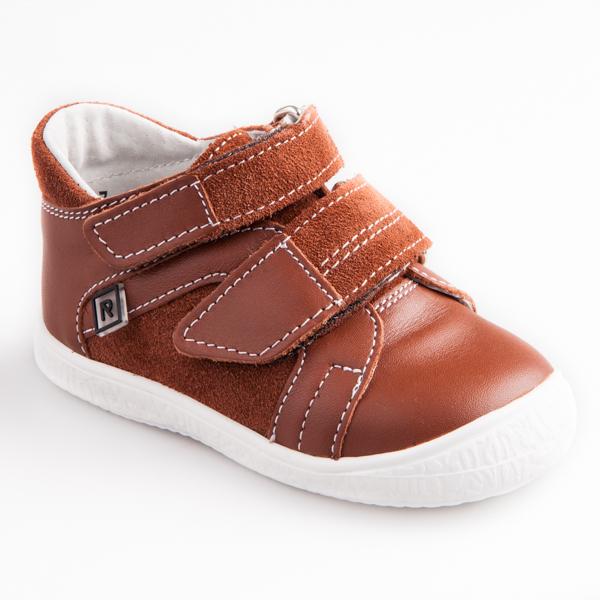 Dětská obuv - boty hnědé - detskeboty-rak.cz - dětské boty d42762ee51