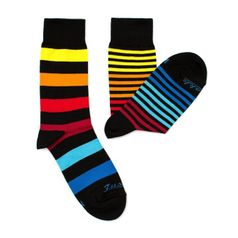 Ponožky unisex - Extrovert temný