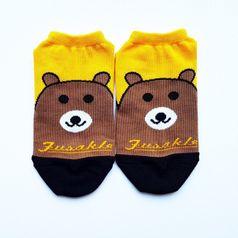 Ponožky unisex kotníkové- Maco kotníkový