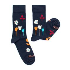 Ponožky unisex - Na lúke