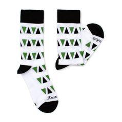 Ponožky unisex - Triangel