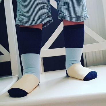 Baby podkolenky ŇuŇu Hipsterko