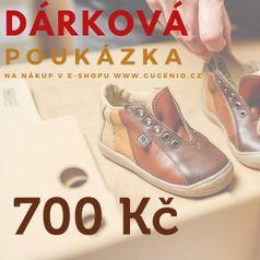 Dárkový poukaz 700 Kč