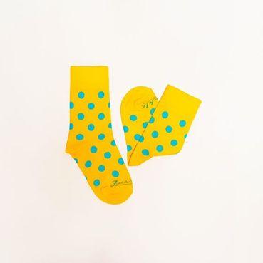 Ponožky - Dětský horčičák