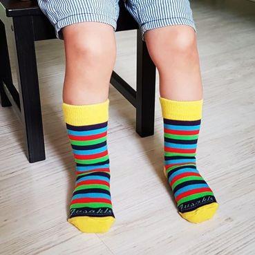 Ponožky - Dětský multikulturalista