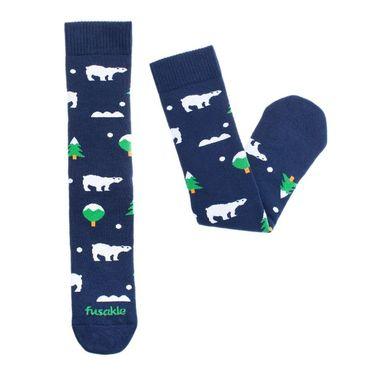 Ponožky - Dětská froté Labka
