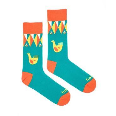 Ponožky - Dětské Líška na love