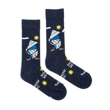 Ponožky - Dětské  Večerníček CZ
