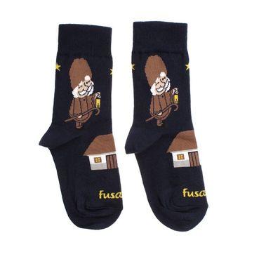 Ponožky - Detský deduško večerníček