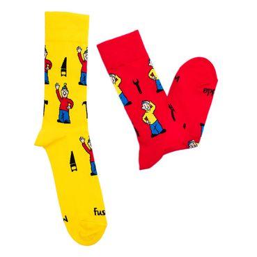 Ponožky - Dětskí Pat a Mat