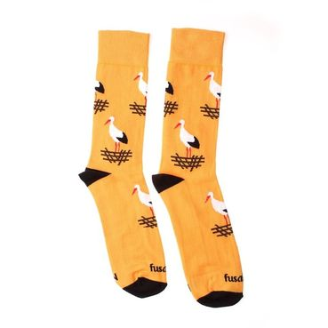 Ponožky unisex - Bocian