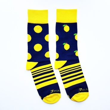 Ponožky unisex - CITRONÁDA