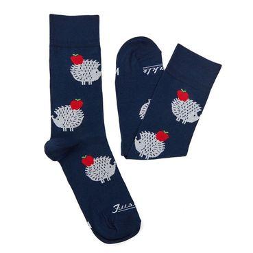 Ponožky unisex - Ježek