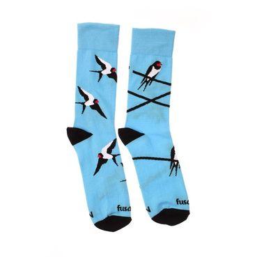 Ponožky unisex - Lastovička