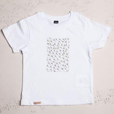Tričko pampelišky - GOTS